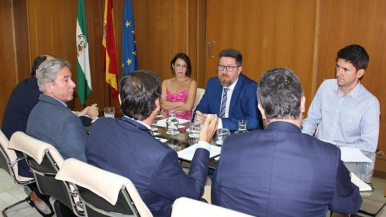 Andalucía apoya aceituna negra ante EEUU