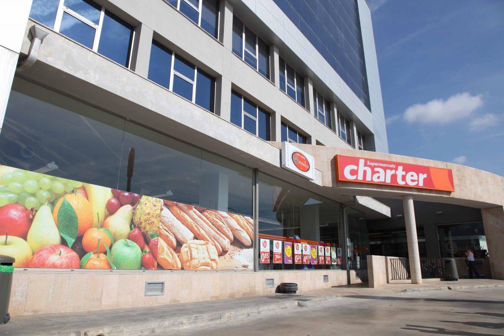 Consum Franquicia Charter supermercados