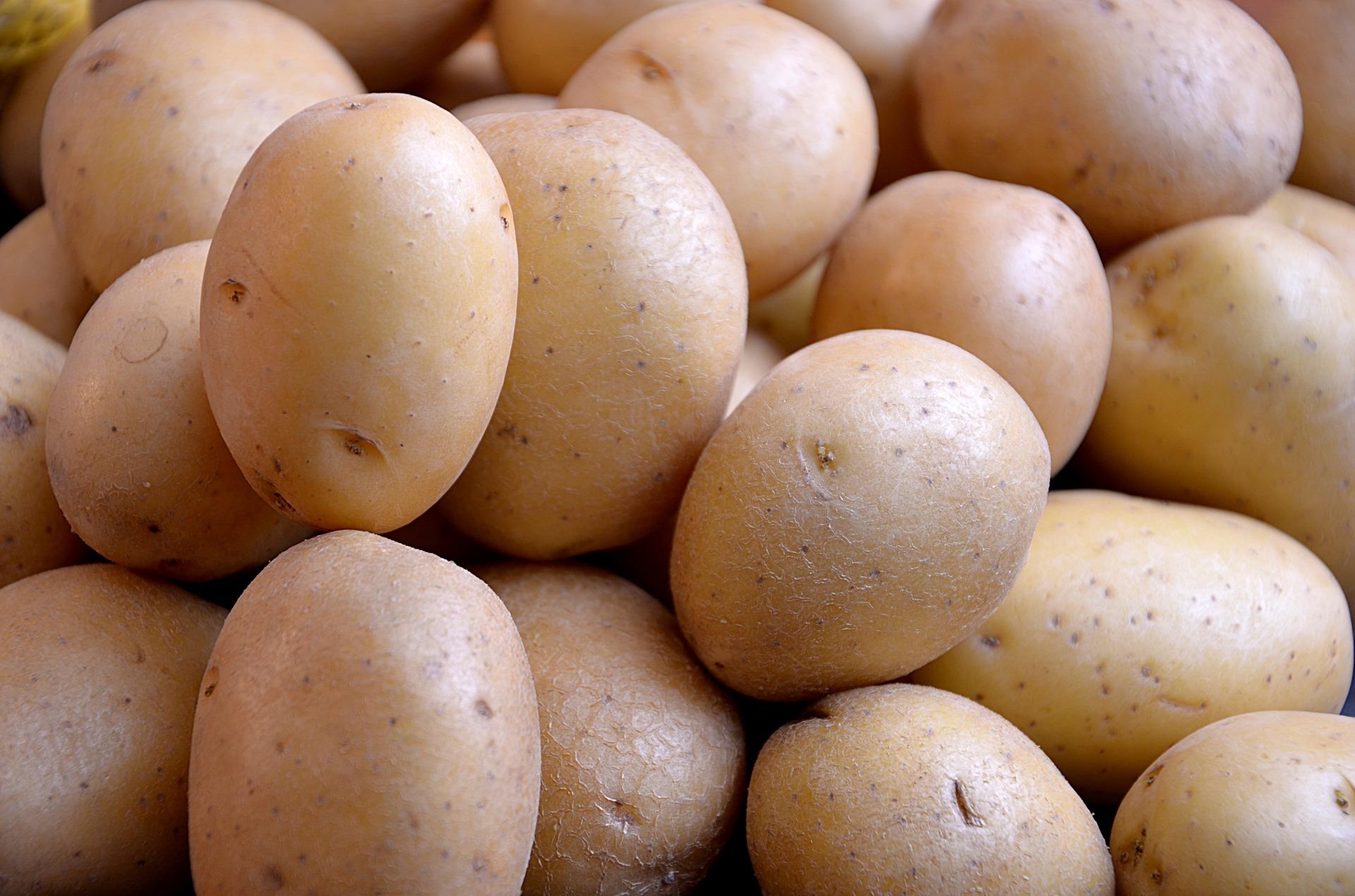 Consumo patatas