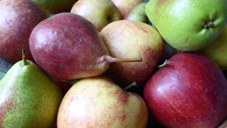 Manzana pera