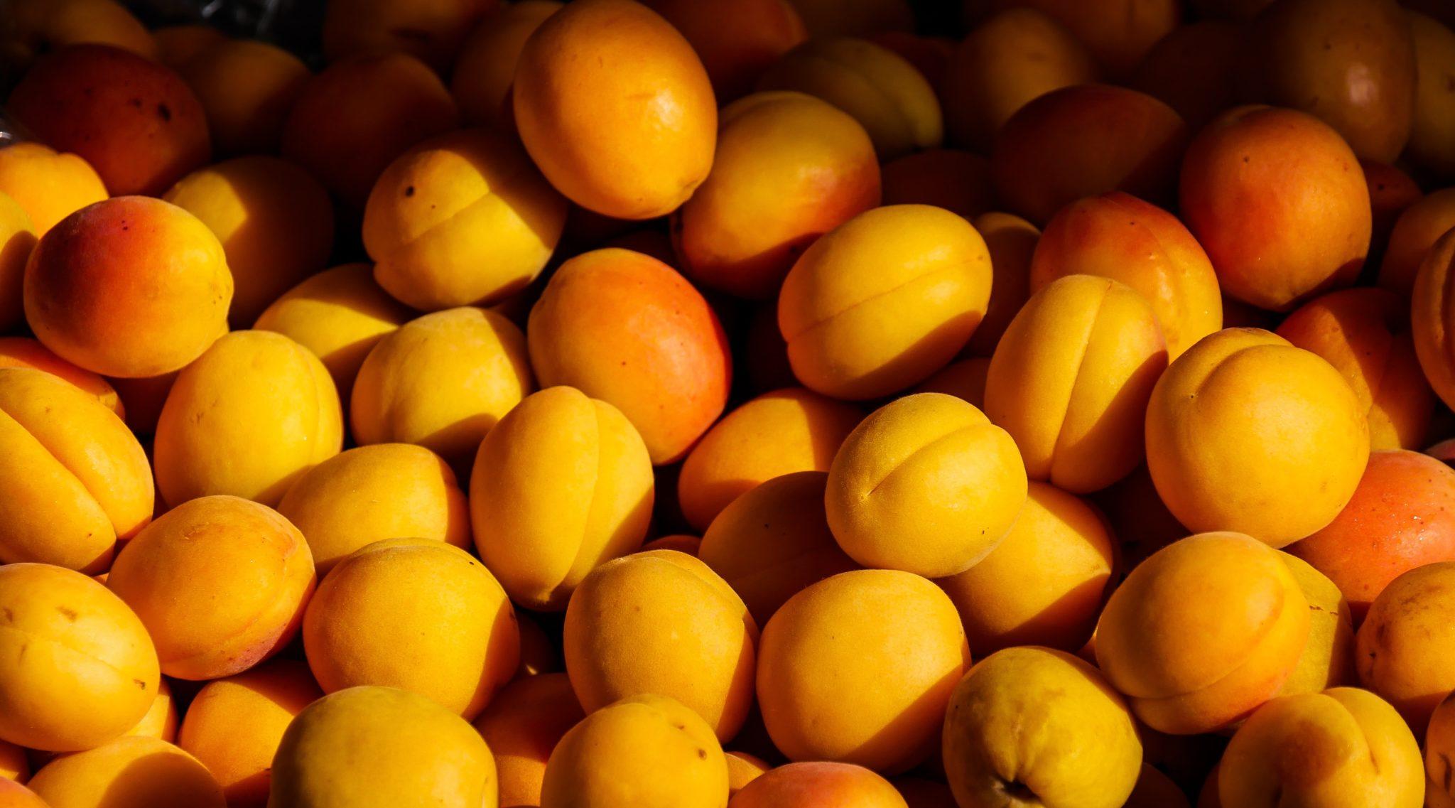 Fruta de hueso-Fruta dulce