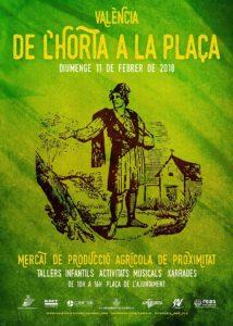 """""""De l'Horta a la Plaça"""""""