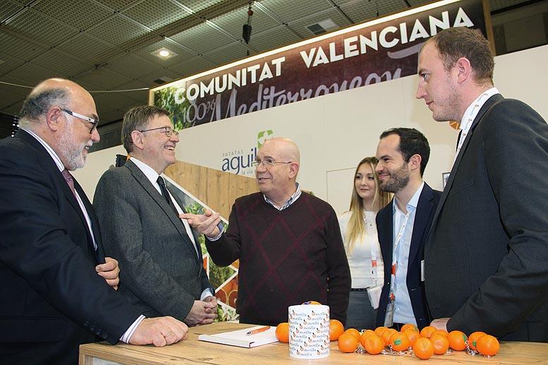 exportación agroalimentaria valenciana
