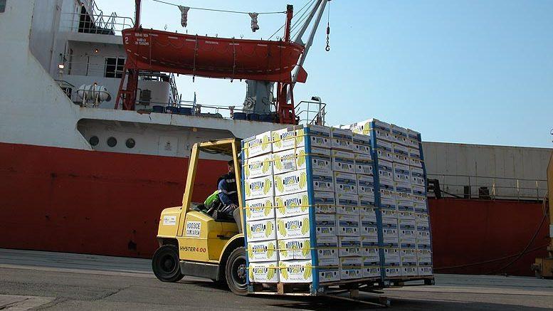 exportaciones de productos agroalimentarios