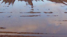 Inundación llevias