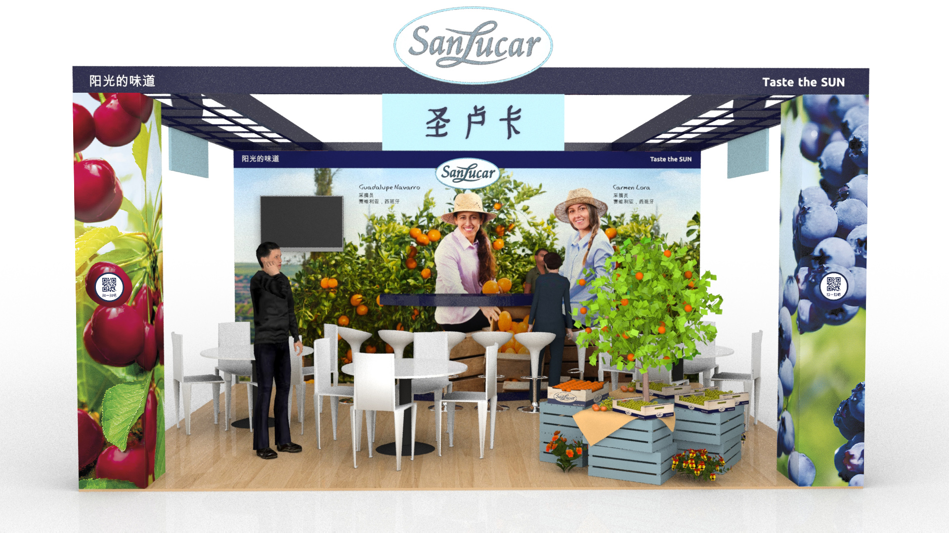 Sanlucar Asia Fruit Logistica