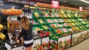 Los supermercados más baratos y más caros