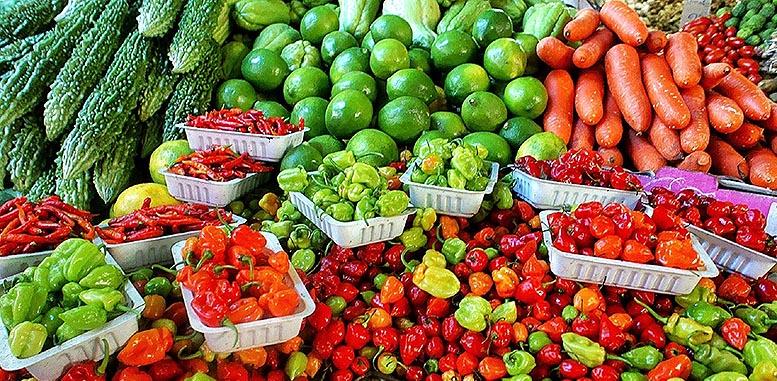 frutas hortalizas patatas