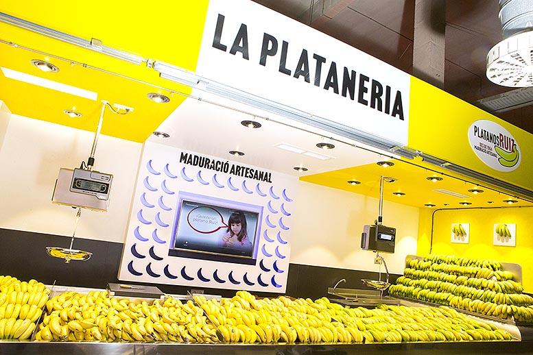 Platanería de Plátanos Ruiz