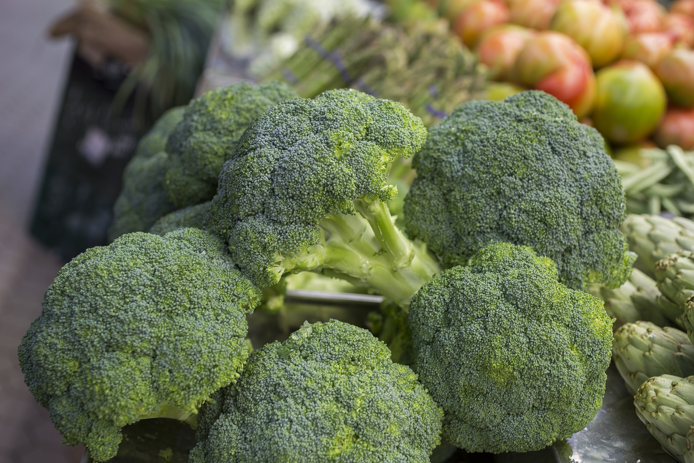 El brócoli en España