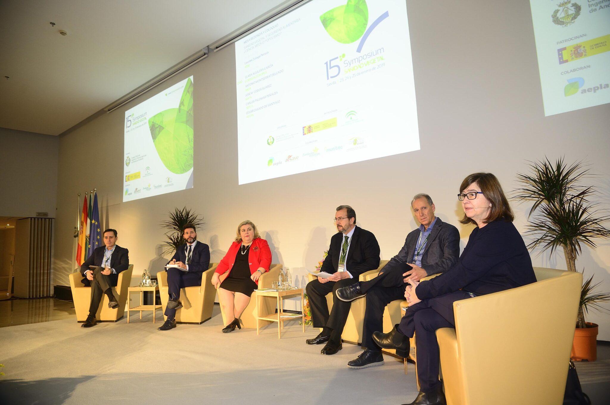 15º Symposium Sanidad Vegetal