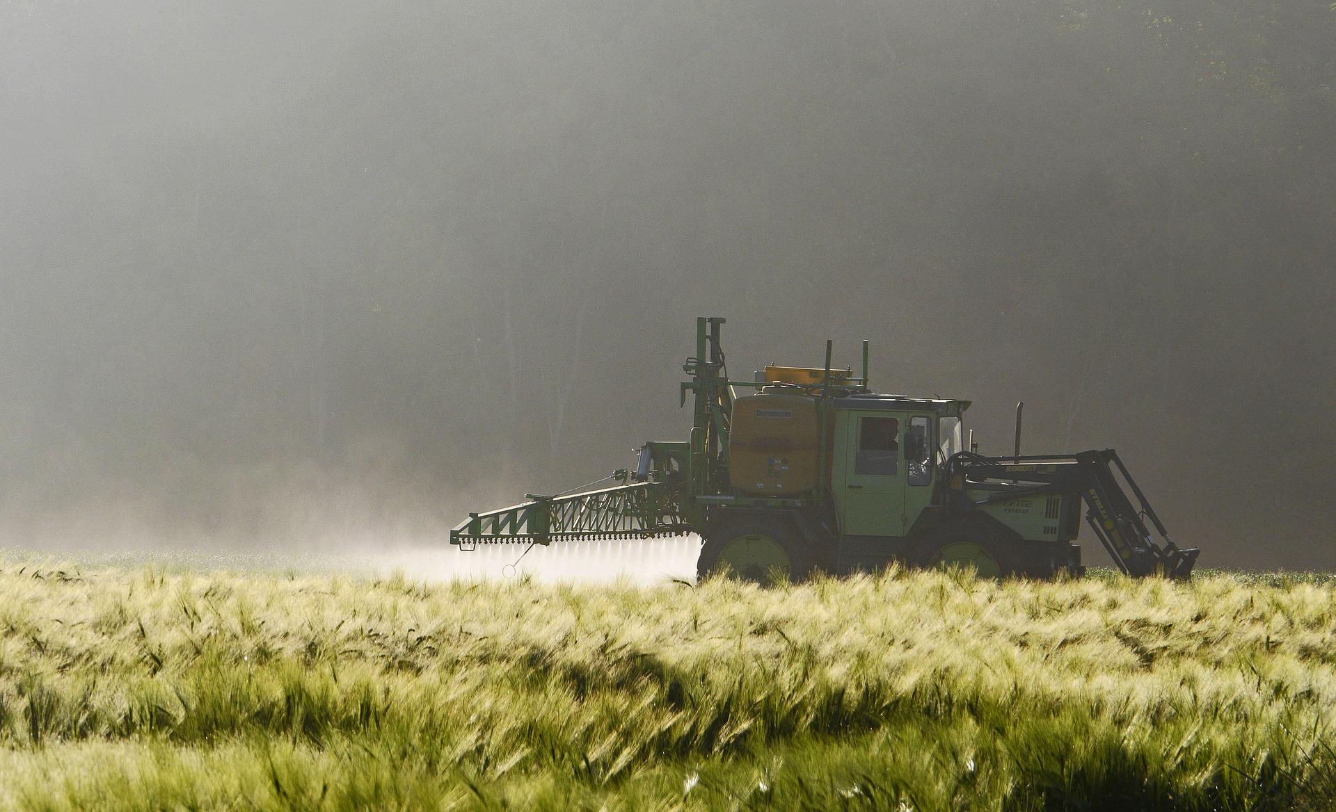 herbicida pesticida