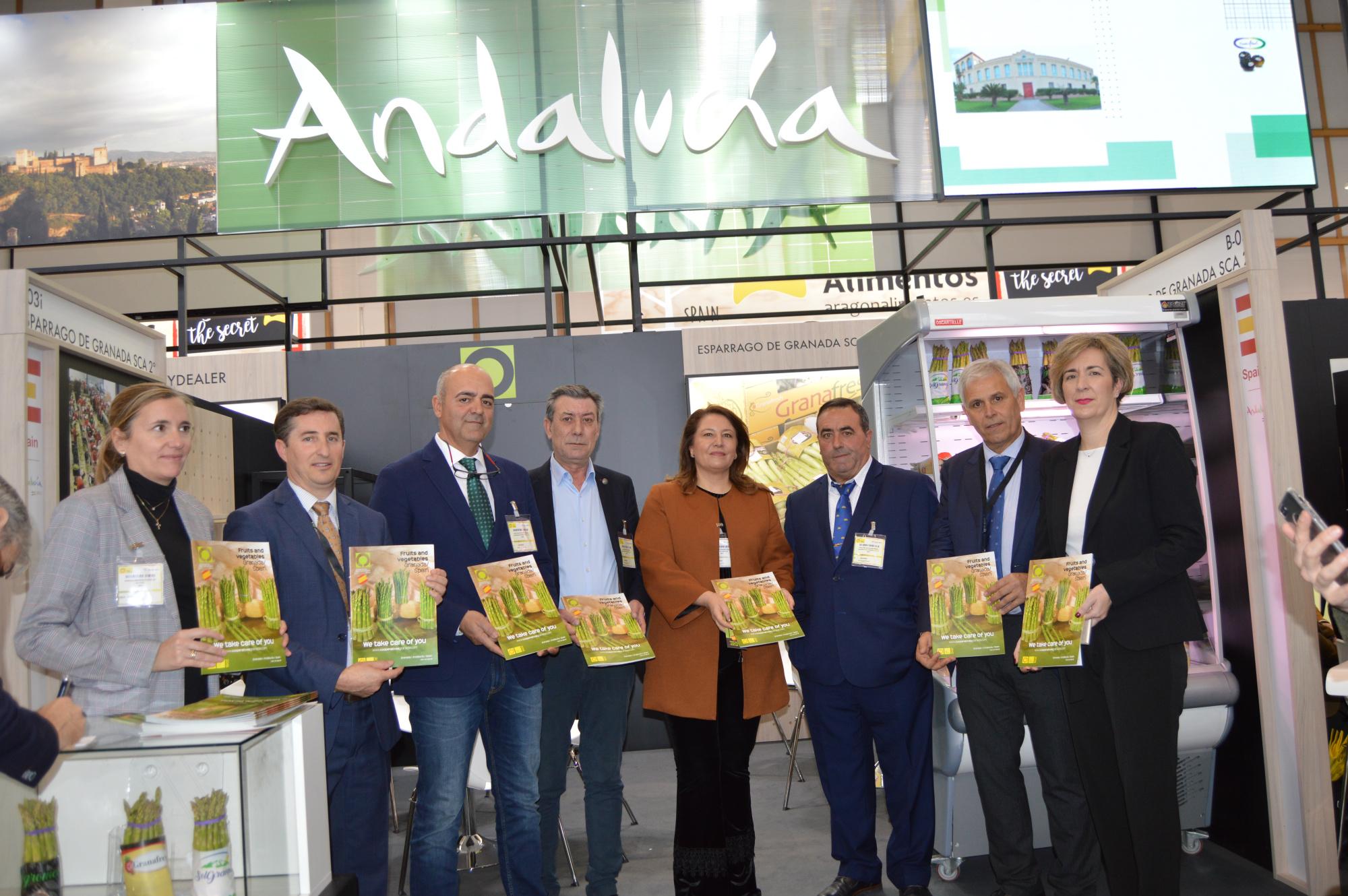 Día de Granada en Fruit Logistica 2019