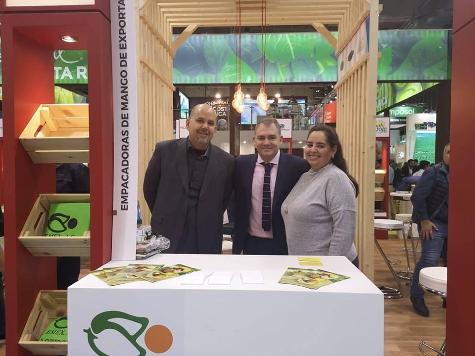 EMEX en Fruit Logistica 2019