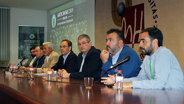 X Symposium Internacional de la Alcachofa