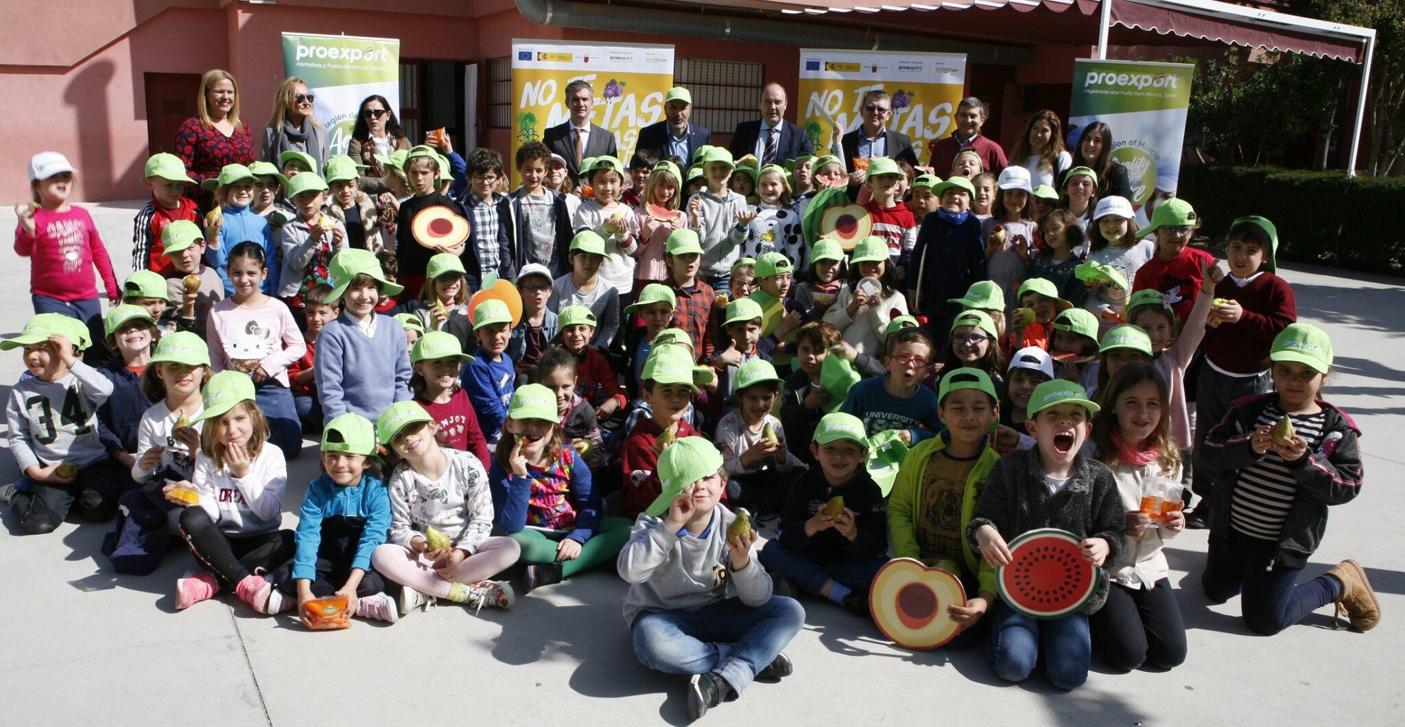 Niños Murcia