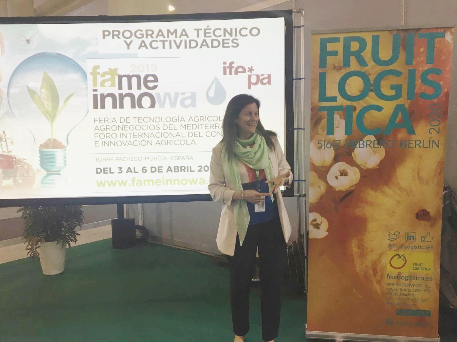 Fruit Logistica en Fame Innowa