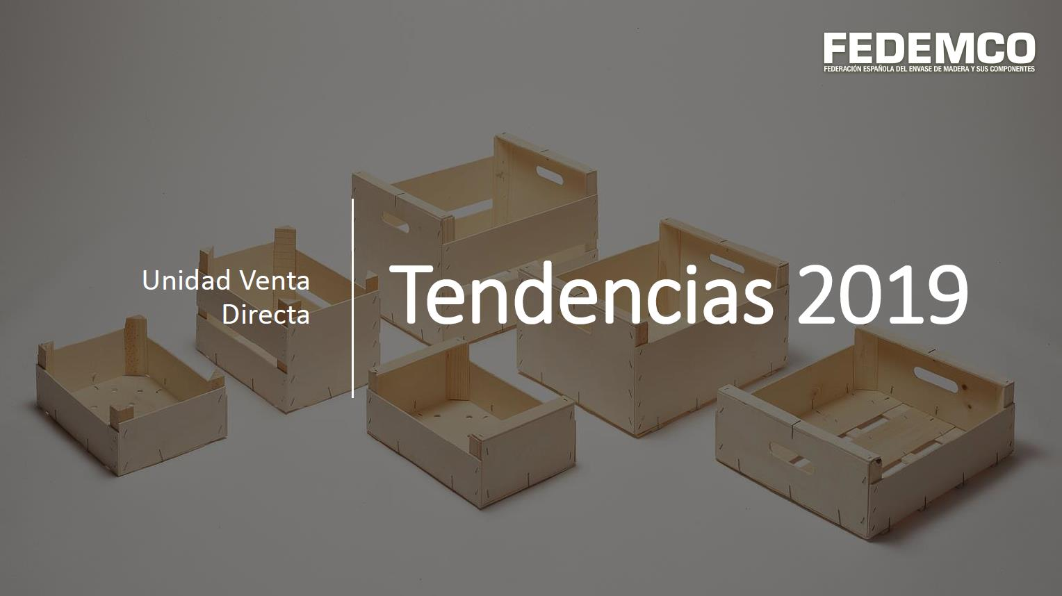 envases madera