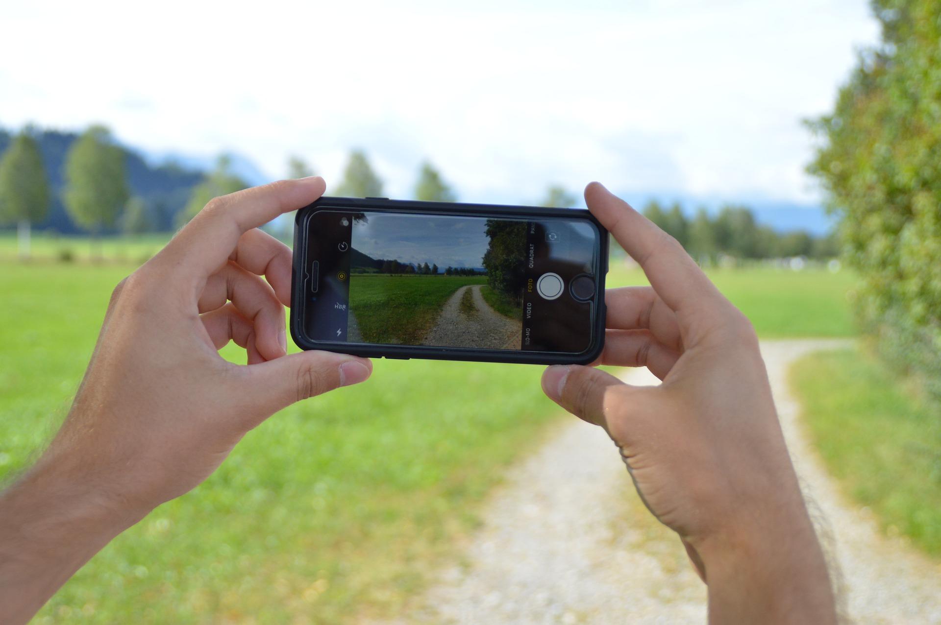 app móvil tecnología