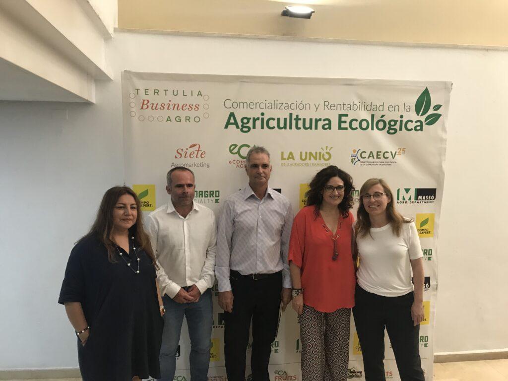 Tertulia agricultura ecológica